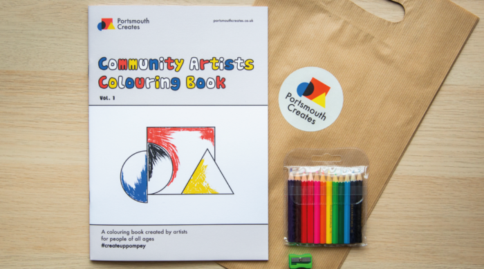 Colouring kit