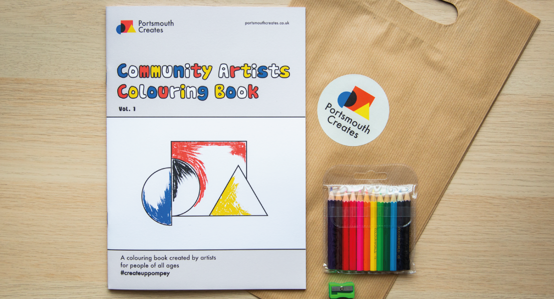 Colouring kit