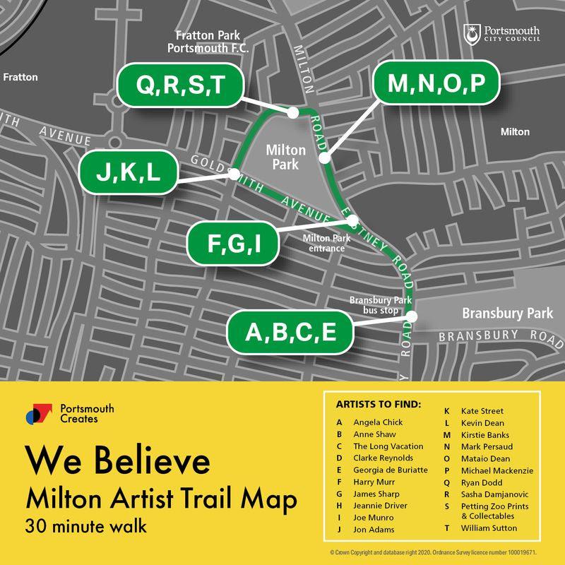 Milton Trail
